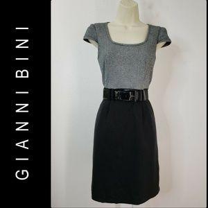 Gianni Bini Women Career Formal Shift Dress Size 0